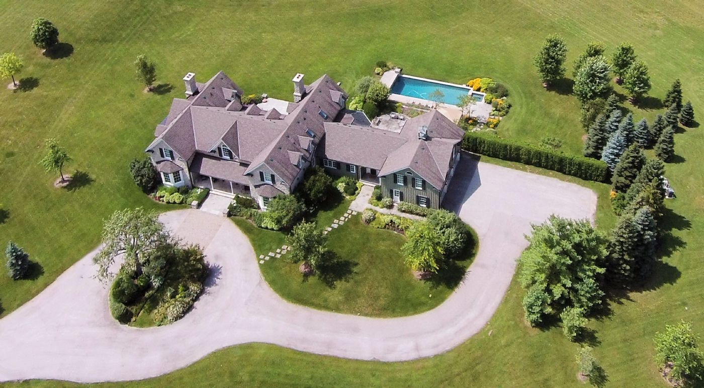 100 Acres, Bathurst Street Caledon Country Homes Luxury ...
