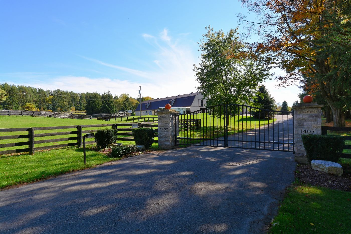 Windways Farm King Caledon Country Homes Luxury Real
