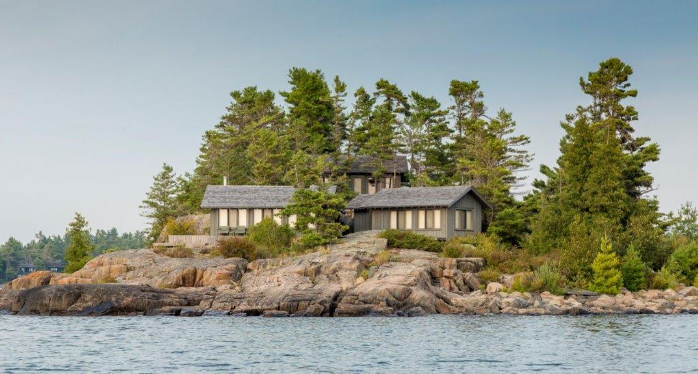Round Island Georgian Bay Islands For Sale Real Estate In
