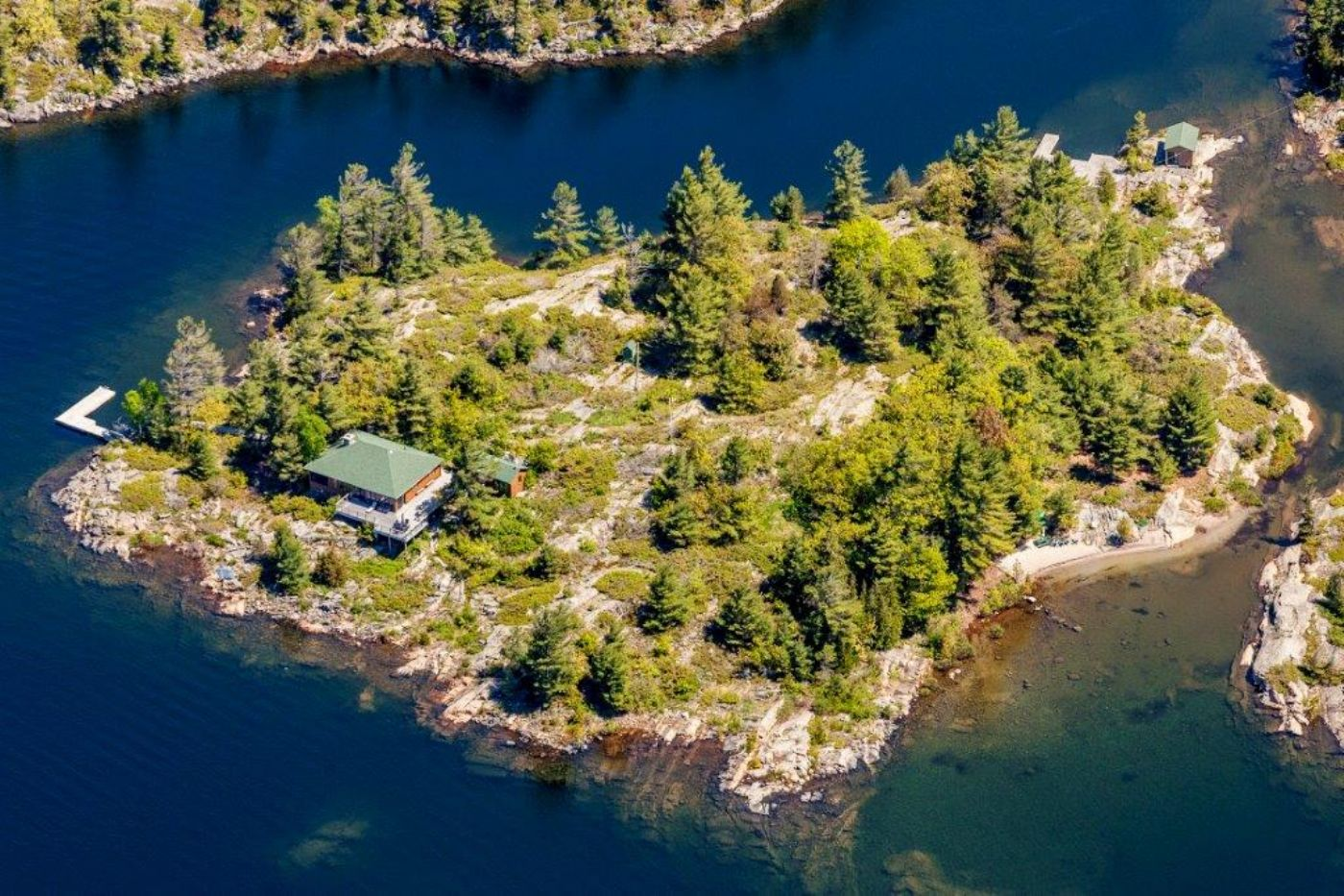 Pate Island Georgian Bay Islands For Sale Real Estate In
