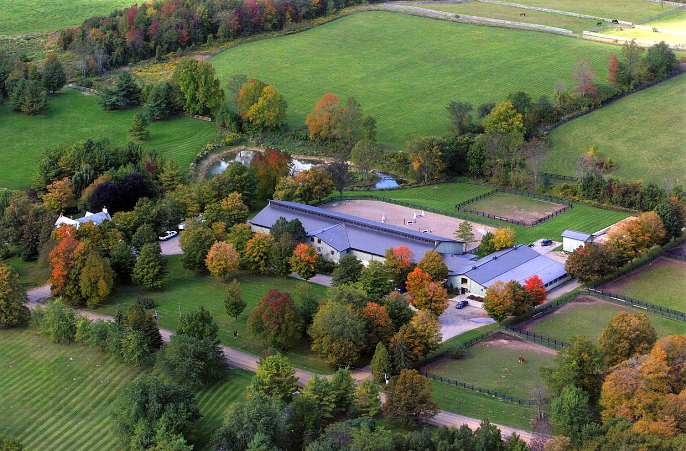 Noted Caledon Horse Farm Caledon Country Homes Luxury Real