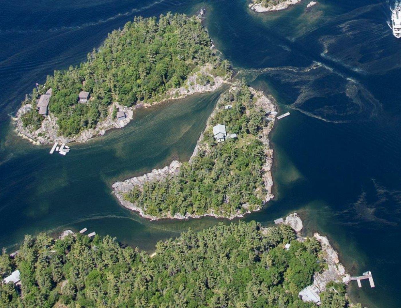 Coney Island Georgian Bay Islands For Sale Real Estate in ...
