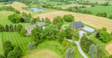 Sunburst Ridge Farm, King - Country Homes for sale and Luxury Real Estate in Caledon and King City including Horse Farms and Property for sale near Toronto
